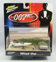 James Bond - Johnny Lightning - Vivre et laisser mourir - Movie Scene