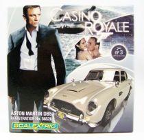 James Bond - Scalextric - Casino Royal - Aston Martin DB5 (Edition limitée 5000ex.) 01