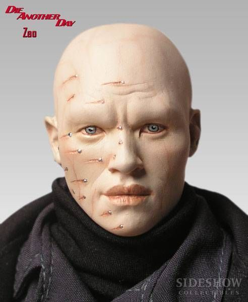 James Bond - Sideshow Collectibles - Die another day - Zao