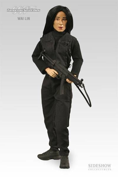 James Bond - Sideshow Collectibles - Tomorrow Never Dies - Wai Lin