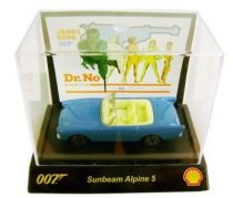 James Bond - Tic Toc (Shell) - Dr. No - Sunbeam Alpin 5 (Scale 1:64°)
