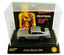 James Bond - Tic Toc (Shell) - Goldfinger - Aston Martin DB5 (Scale 1:64�)