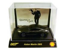 James Bond - Tic Toc (Shell) - Quantum of Solace - Aston Martin DBS (Scale 1:64°)
