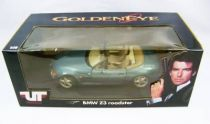 James Bond - Unique Toys - Goldeneye - BMW Z3 Roadster Scale 1:18