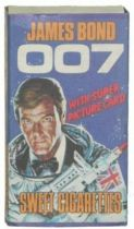 James Bond - Vintage sweet cigarettes (Mint in Box)
