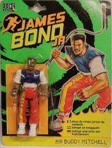 James Bond Junior - Mr. Buddy Mitchell (mint on card)