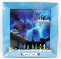 James Cameron\'s Avatar - Boxed gift-set of 12 porcelain bean-figures