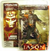 Jason X - McFarlane Toys - Movie Maniacs 5