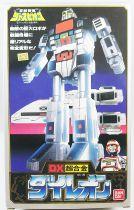 Jaspion - Bandai -  DX Daileon transforming die-cast robot GC-29