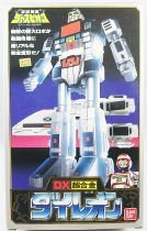 Jaspion - Bandai -  DX Daileon transforming die-cast robot GC-29