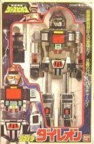 Jaspion - Bandai - Daileon light-up die-cast robot