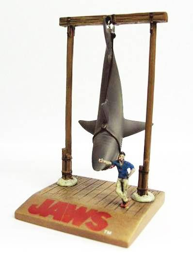 Jaws - Skynet - Mini resin N°3 (Mint in box)