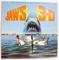 Jaws 3-D (Original Motion Picture Soundtrack) - Record LP - MCA Records 1983