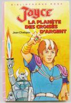 Jayce et les Conquérants de la Lumière - Bibliothèque Rose Hachette - La Planète des Croisés d\'Agent
