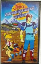 Jayce and the Wheeled Warriors - VHS Tape GCR Distribution
