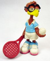 Jeff MacNelly\'s Shoe - Comics Spain pvc figure - Skyler tennisman