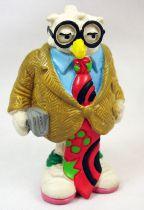 Jeff MacNelly\'s Shoe - Figurine pvc Comics Spain - Perfesser Cosmo Fishhawk