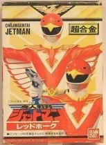 Jetman - Diecast Action Figure Bandai - Red Hawk