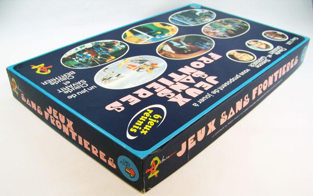 Jeux sans fronti res jeu de plateau orli jouet 1978 - Envoyer un colis sans payer les frais de port ...
