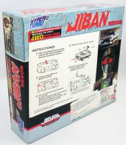 Jiban - Bandai - Hyper Turbo Reson 4WD