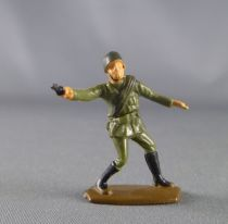 Jim - 28mm Swoppets - Modern Army - Russian officer pistol