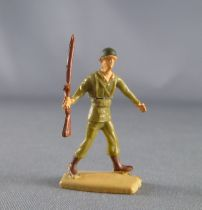 Jim - 28mm Swoppets - Modern Army - Us Force rifle right hand