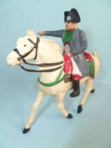 Jim - Napoleonic - Mounted Napoleon in coat pointing finger