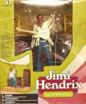 Jimi Hendrix at New York 1969 - Mc Farlane figure (deluxe boxed set)