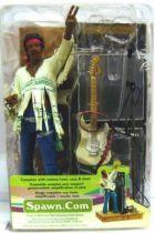 Jimi Hendrix at New York 1969 - McFarlane figure