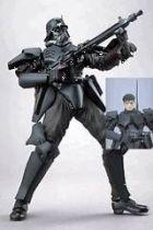 Jin-Roh 5\'\' Action figure - kaiyodo/Xebec Toys