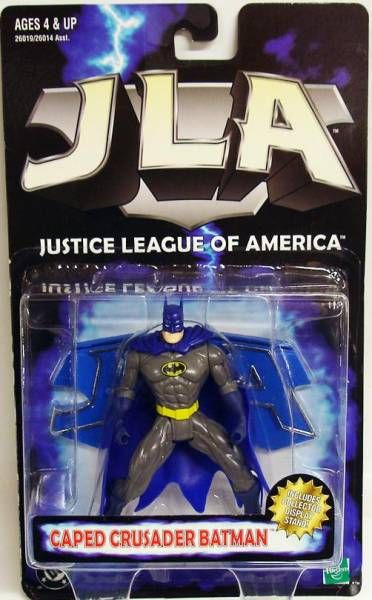 JLA - Caped Crusader Batman