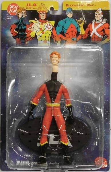 J.L.A. - Elongated Man