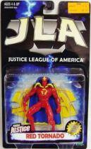 JLA - Red Tornado