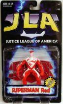 JLA - Superman Red