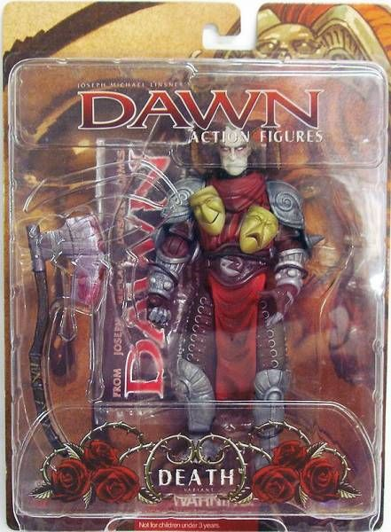 J.M. Linsner\'s Dawn - Death (variant) - Diamond