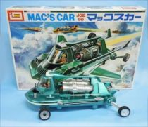 Joe 90 - IMAI Model Kit - Mac\'s Car