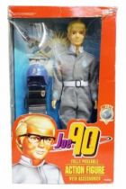 Joe 90 - Vivid - Joe 90 Fully poseable Action Figure with Accessories