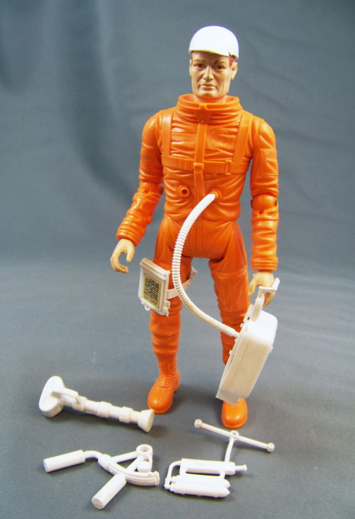 Johnny Apollo - Marx Toys - Space Crawler avec Mark Apollo (1968) 02