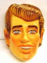 Johnny Hallyday face-mask (by César)