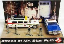 Johnny Lightning - Ghostbusters - \'\'Attack of Mr. Stay Puft!\'\' Movie Scene