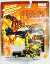 Johnny Lightning - The Amazing Spider-Man - 1974 Dodge Monaco