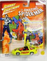 Johnny Lightning - The Amazing Spider-Man - 2001 Pontiac Firebird