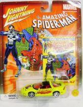 Johnny Lightning - The Amazing Spider-Man - 2001 Pontiac Firebird