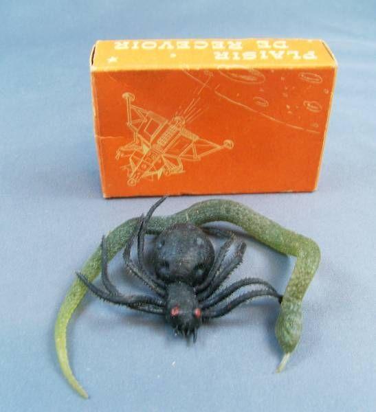 Joie d\'Offrir / Plaisir de Recevoir - Jewelry-Gadget Surprise Box - Snake & Tarantula