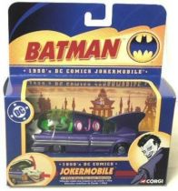 Jokermobile 1950\'s Corgi