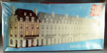 Jouef 1969 Ho Sncf  17° century Building Mint in sealed box