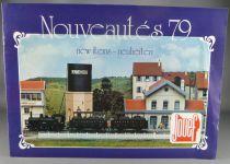 Jouef 1979 News Catalogue Mint condition