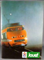 Jouef 1983 Catalogue A4 Size 64 Colors Pages