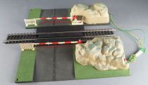 Jouef 2671 Ho Sncf Electric Crossing Level with Track