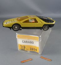 Jouef 3654 - Carabo Bertone N°4 with box